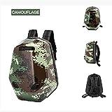 Gotd Updated Backpack Shoulder Bag Case For DJI Phantom 3Advanced/ Professional/4k Quadcopter Drone (Army Green)