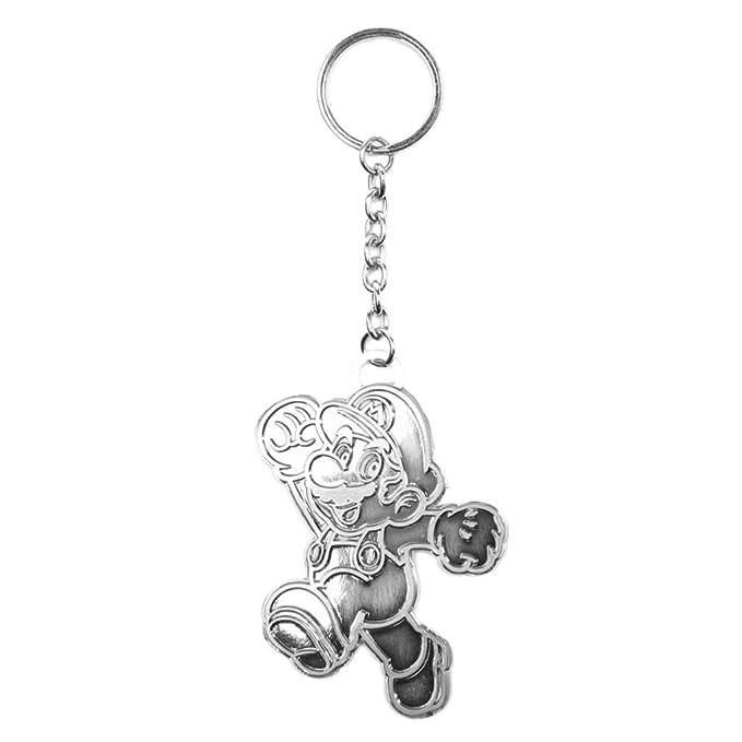Super Mario Bros Oficial tono Plata Mario Carácter del ...