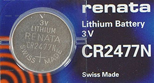 renata CR2477N Lithium Battery 3V