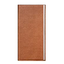 SwitchEasy AP-11-117-11 WRAP Premium Grade Faux Leather Case for iPhone 6 - Brown