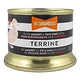 Duck Magret & Foie Gras With Pink Peppercorns and Port Wine - Terrine de magret et foie gras de canard au poivre rose et Porto