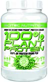 Scitec Nutrition 100% Plant Protein - 1.98 Pound, Chocolate Praline (Vegan, Vegetarian)