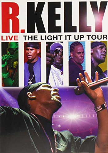 R. Kelly: Live - Light It Up Tour (+ Bonus Disc) by Image Entertainment
