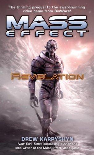 Amazon mass effect revelation ebook drew karpyshyn kindle mass effect revelation by karpyshyn drew fandeluxe PDF
