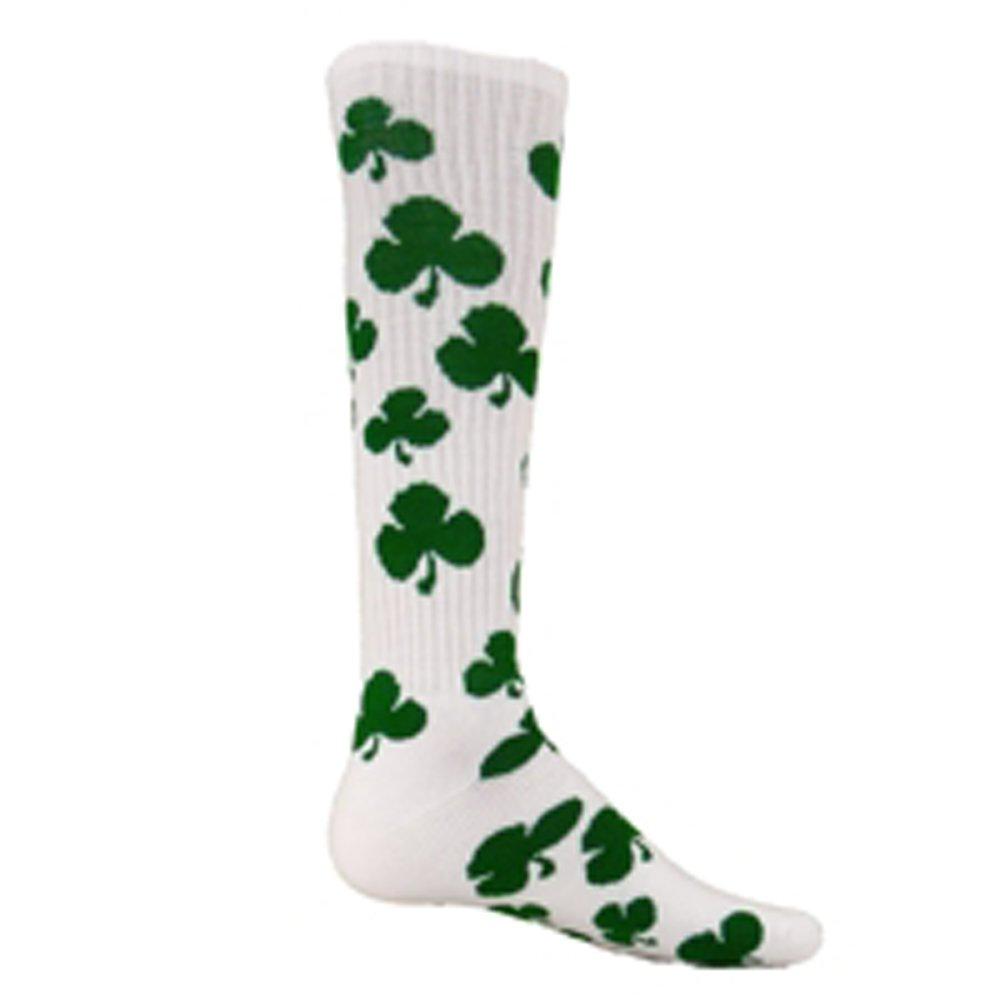Red Lion Shamrock Athletic St. Patrick's day Socks