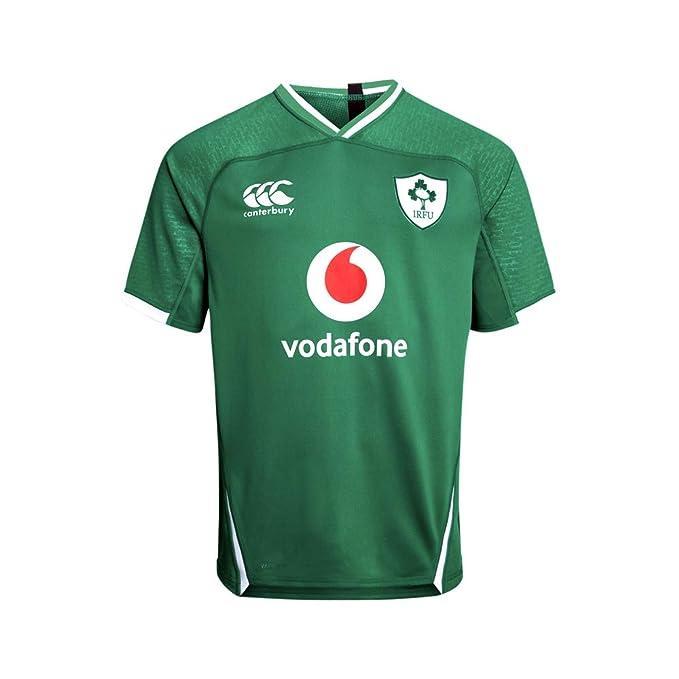 Canterbury Irlanda 19/20 Vapodri+ Home Pro - Camiseta de Rugby ...