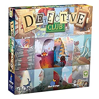 Detective Club Social Party Game