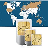 3GB of Mobile Internet data sim card to use in Global 1 (42 countries) worldwide for 30 Days Rechargeable