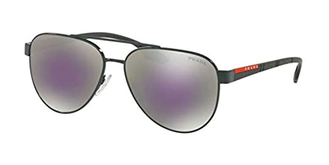 0d217cd67d5e2 Image Unavailable. Image not available for. Color  Sunglasses Prada Linea  Rossa PS 54 TS ...