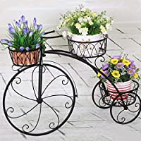 NAYAB Cycle Style Planter Stand