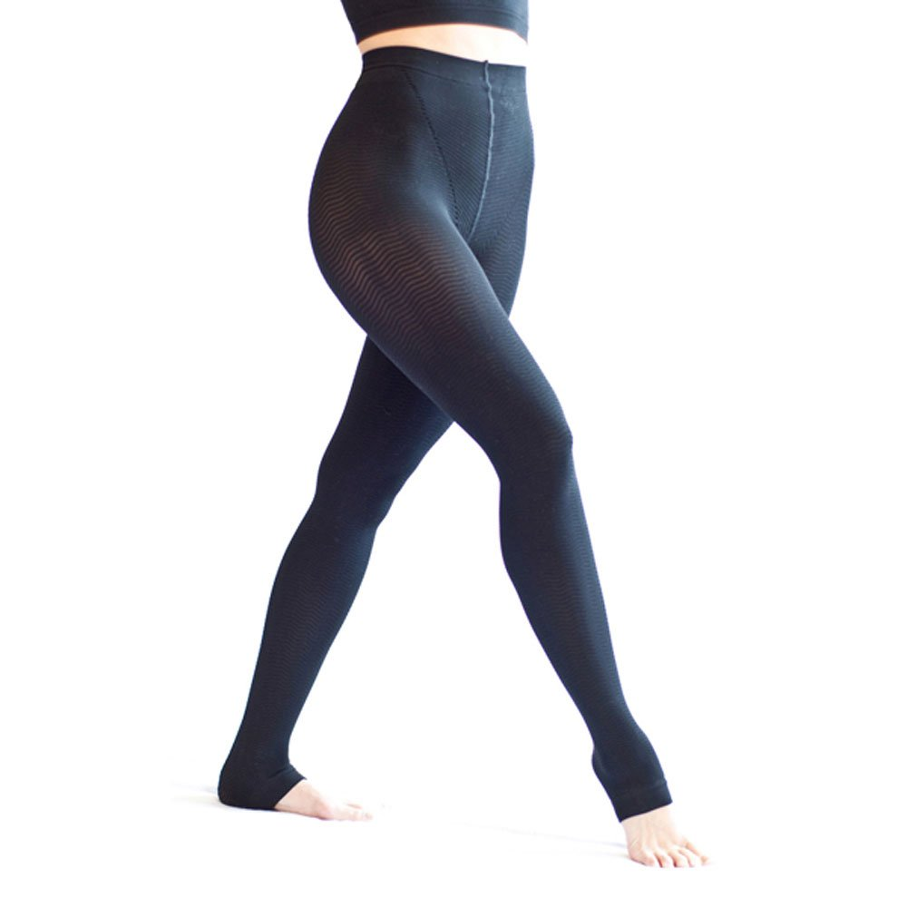 Solidea Women's Active Massage Long Large Black