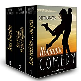Romantic Comedy - 3 romances (French Edition) - Kindle