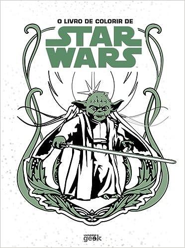 Livro De Colorir De Star Wars O Varios Autores 9788550300658