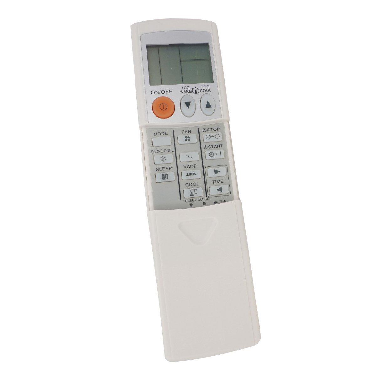 Mitsubishi Electric Remote >> Mitsubishi Electric Mr Slim E12c29426 Replacement Remote Km07m
