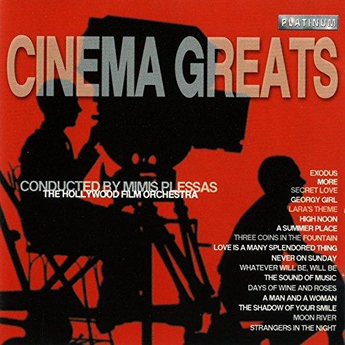 - Mimis Plessas, Cinema Greats