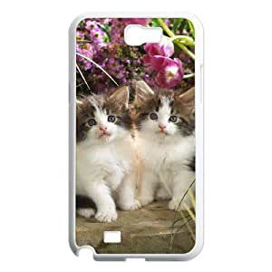 Case Of Lovely Cat Customized Case For SamSung Galaxy S5 i9600