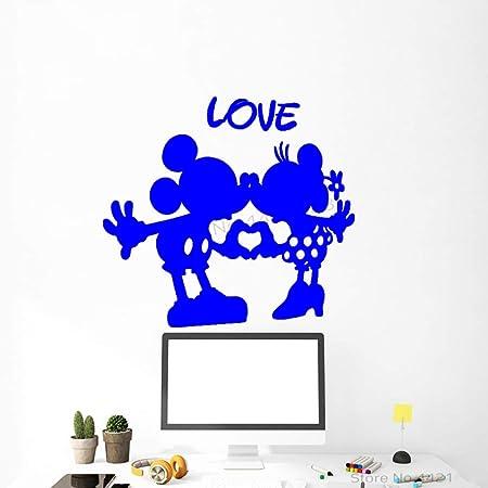 xingbuxin Etiqueta de la Pared de Dibujos Animados ratón ...