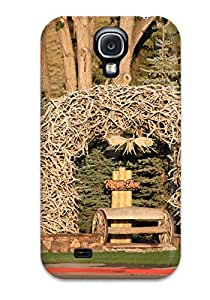 Hot High-quality Durable Protection Case For Galaxy S4(antler Arch) 1926358K40384779