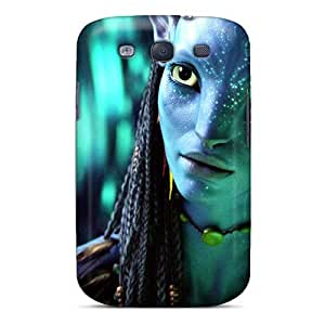 Brand New S3 Defender Case For Galaxy (the Amazing Neytiri)