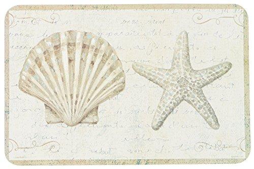Coastal Beauty Reversible Placemats Starfish