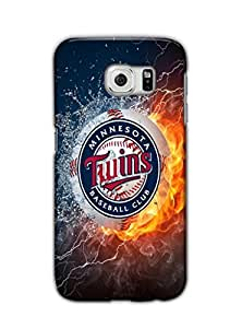 Tomhousomick Custom Design Forever MLB Minesota Twins Team Case Cover for Samsung Galaxy S6