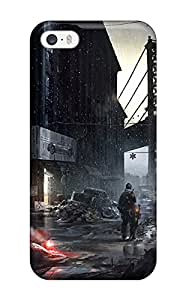 New Style Case Cover RXIwRUM12746zmzNo The Division Compatible With Iphone 5/5s Protection Case