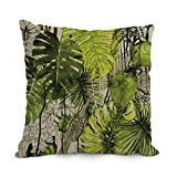 beautifulseason throw pillow case of Palm,for dance room,living room,seat,sofa,bf,kids boys 12 x 20 inches / 30 by 50 cm(two sides)