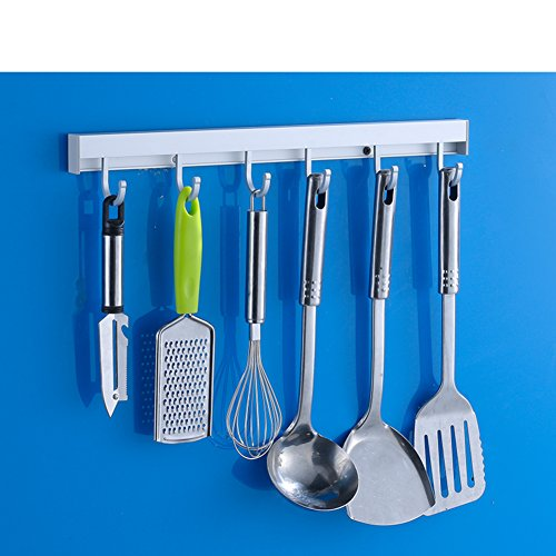 Space aluminum hook/ kitchen hooks/ wall hangings-C durable service