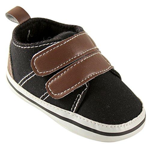 Luvable Friends Canvas Hook & Loop Boys Shoes Canvas Shoes ...