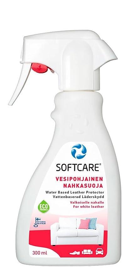 M-SOLUCIONES - Softcare Protector Anti-Manchas para Cuero a ...