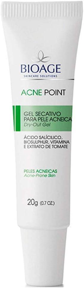 Gel Secativo Antiacne Bioage Acne Point 20g