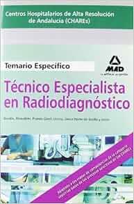 Técnicos Especialistas de Radiodiagnóstico de los Centros