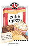 Classic Collection Cake Mixes, Gooseberry Patch, 1931890447
