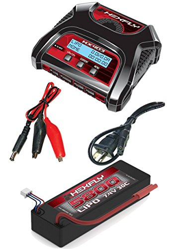 ac dc dual port lipo chargers - 6