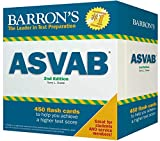 img - for Barron's ASVAB Flash Cards book / textbook / text book