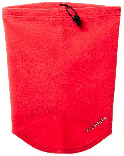 Unisex Gaiter Neck (Columbia Unisex Thermarator Neck Gaiter, Red Camellia, One Size)