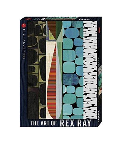 生まれのブランドで HEYE Puzzle ヘイパズル 29477 pieces) Rex : B006VCFUMO Ray : Affeto (1000 pieces) B006VCFUMO, セカンドスピリッツ:ba7a65cd --- a0267596.xsph.ru
