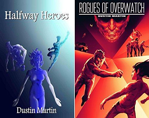 Halfway Heroes (2 Book Series)