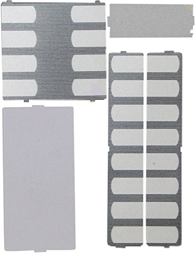 - Replacement Plastic Overlay Strips Pack for Nortel Networks T7316 T7316E Business Phone