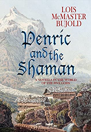 book cover of Penric and the Shaman