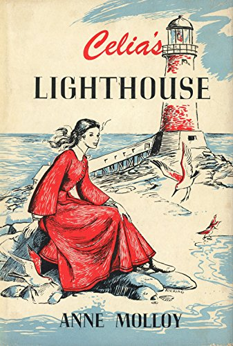 Celia's Lighthouse, Signed by Anne Molloy