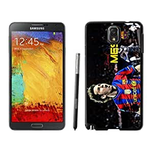 Unique DIY Designed Case For Samsung Galaxy Note 3 N900A N900V N900P N900T With Soccer Player Lionel Messi 66 Cell Phone Case