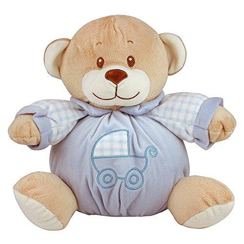 Blue Teddy Bear Rattle - eBuyGB 11