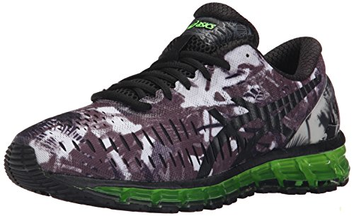 grossiste 390a5 4792c ASICS Men's GEL Quantum 360 Running Shoe, White/Black/Green ...