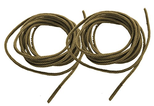 MUS Military Boot Laces THIN - COYOTE
