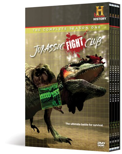 Jurassic Fight Club: Season 1 by A&E