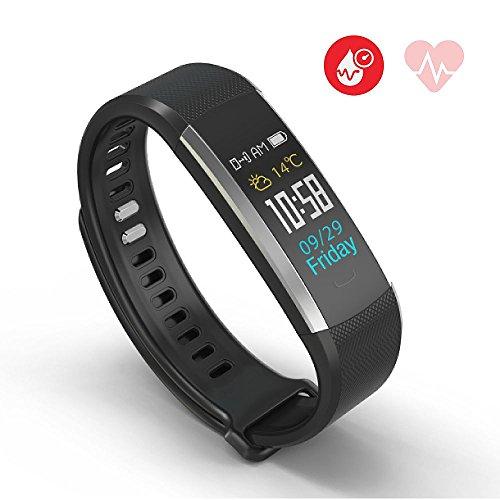 Jarv Run-Fit PRO Activity Tracker Bluetooth Smartwatch Fitne