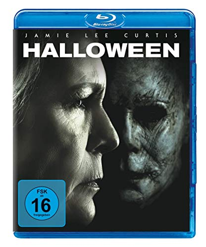 HALLOWEEN - MOVIE [Blu-ray]
