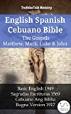 English Spanish Cebuano Bible - The Gospels II