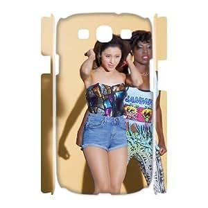 J-LV-F Ariana Grande Customized Hard 3D Case For Samsung Galaxy S3 I9300